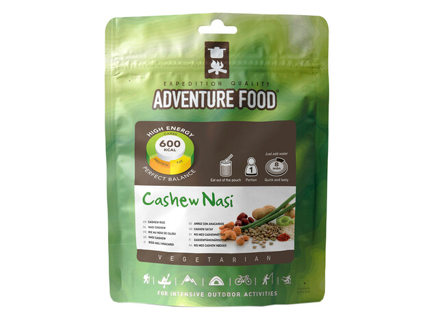 Adventure Food Cashew Nasi Einzelportion